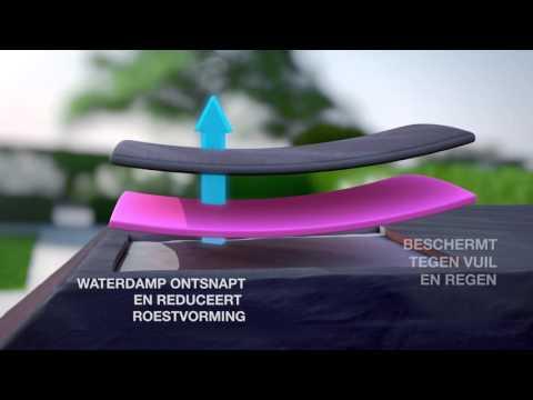 AeroCover water- en vorstbestendige hoes