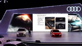 Toàn cảnh ra mắt Audi A4 hoàn toàn mới tại Audi Progessive 2016