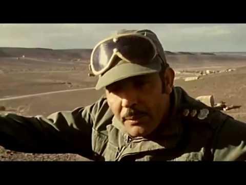 فيديو نادر لمعارك الجيش المغربي في الصحراء