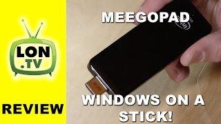 ايسو فيديو | esso VideoMeeGoPad اصغر كمبيوتر يعمل بنظام ويندوز 8 من إنتل