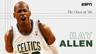 Ray Allen's 3-point shooting ushered in a new NBA era – and made him a legend   The Class of '96