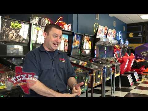 Pinball Game Machine for Sale Houston - Refund & Return Policy