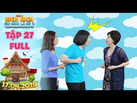 Gia đình là số 1 Phần 2 | tập 27 full: Văn Quốc bức xúc kể lể vì bị bà Liễu đối xử như con ghẻ
