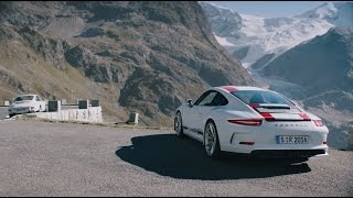 The new 911 R. Old school. New thrill.