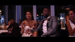 Gabrielle Union & Dwyane Wade Wedding Trailer