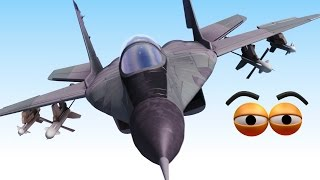 VIDS for KIDS in 3d (HD) - Airplanes, Jets, Pilots for Children, Learn about Planes - AApV
