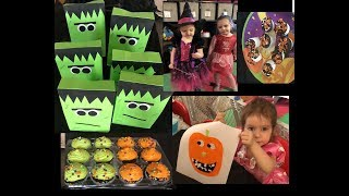 Twinfairies Homedaycare Halloween party 2018