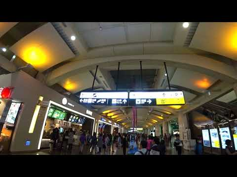 JS #741 -【Taiwan】板橋車站