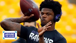 Should Lamar Jackson be in the MVP conversation?   Around the Horn
