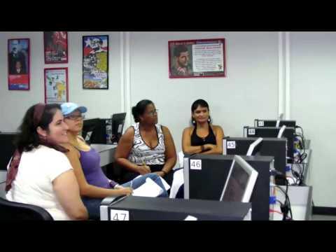 Proyecto de formación en Venezuela 2005-2008