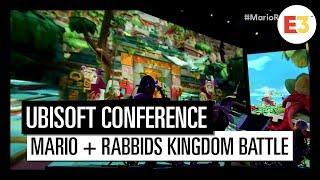 Mario + Rabbids Kingdom Battle - Trailer E3 2018