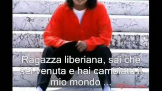 Michael Jackson Liberian Girl sub ita