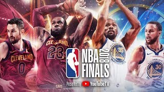 2018 NBA Finals Prediction Cavs vs Warriors!