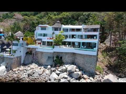 Via Capitale Beach House in Mexico