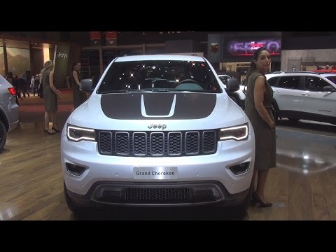 @FCAgroup @Jeep Grand Cherokee Trailhawk 4x4 (2017) Exterior and Interior in 3D