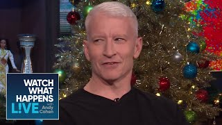 Andy Cohen And Anderson Cooper Are Eskimo Brothers | RHOA | WWHL
