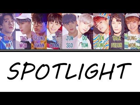 [Color Coded Lyrics] 1THE9(원더나인) - Spotlight [Han/Rom/Eng]