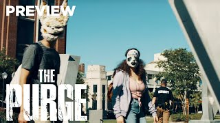 The Purge TV Series | Season 2 Teaser | on USA Network