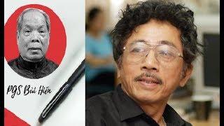 Lên tiếng về cải tiến chữ viết, nhà văn Chu Lai, nếu là tôi thì chắc không sống nổi