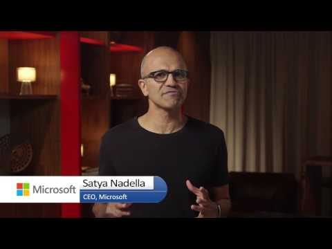 Microsoft CEO Satya Nadella Highlights Value In Being a DocuSign Customer & Partner
