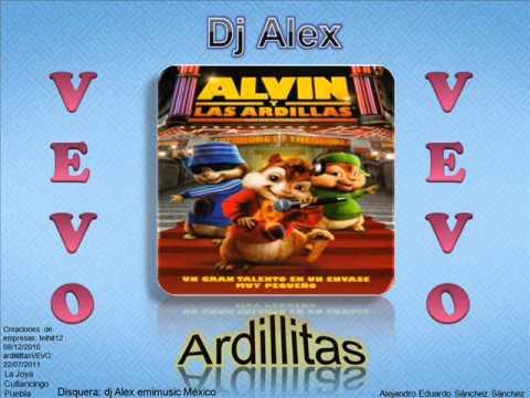 Alexis Y Fido Ft Dj Flex - Contesta el Telefono (version en ardillitas)