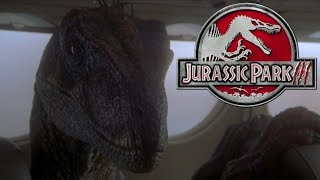 The REAL Reason Dr. Grant Had His Raptor Dream In Jurassic Park 3