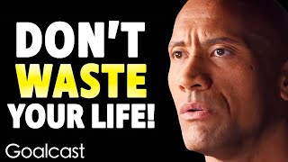 """I was broke, depressed and lost"": Dwayne ""The Rock"" Johnson's Tale of Survival 