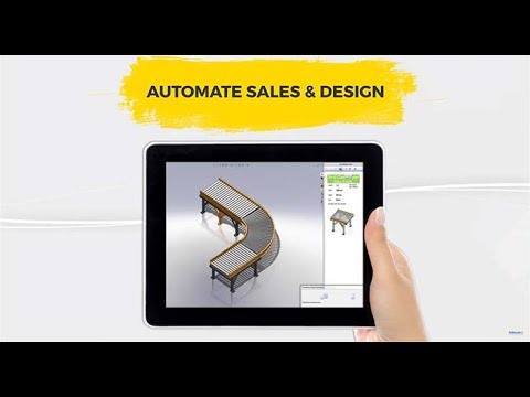 Automate Sales and Design Process using DriveWorks