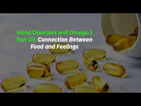 Relationship Between Mood Disorders and Fish Oil