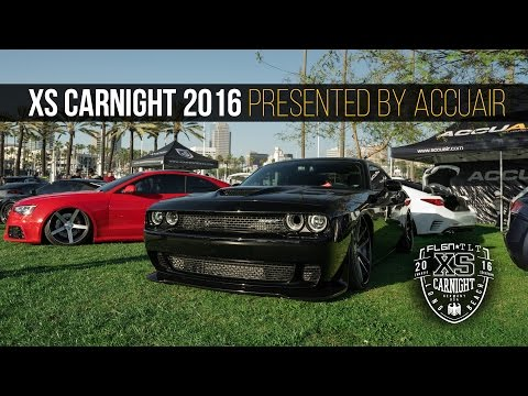 XS Carnight 2016 | Presented by AccuAir