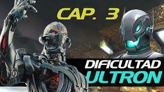 DIFICULTAD VARIANTE |  CAP. 3 | el asalto de ULTRON | Marvel Contest of Champions