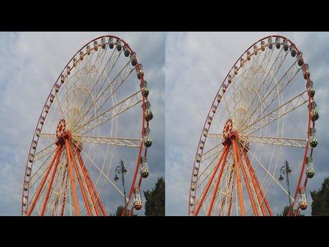 Amusement Park 3D ! Children's Rides ! ( PART 2 )