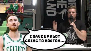 Gordon Hayward talks Injury & Celtics Future