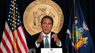 NYC Must Lure Residents Back, Governor Cuomo Says