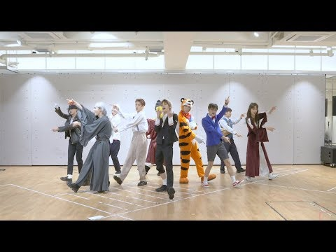 NCT 127 'Regular' Halloween Costume Ver.