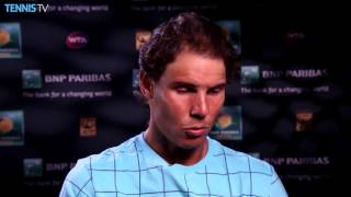 2016: Nadal QF Interview