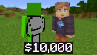 MrBeast Hid $10,000 on the Dream SMP... (WHO WON?!)