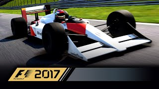 F1 2017 - 'Born to be Wild' Trailer