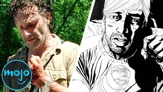 Top 10 Things We Want to See in the Rick Grimes Movies