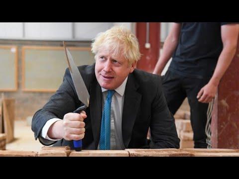 In full: Boris Johnson pledges free training for Covid jobless