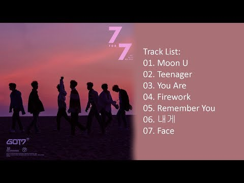 [Full Album] GOT7 – 7 for 7 (Mini Album)