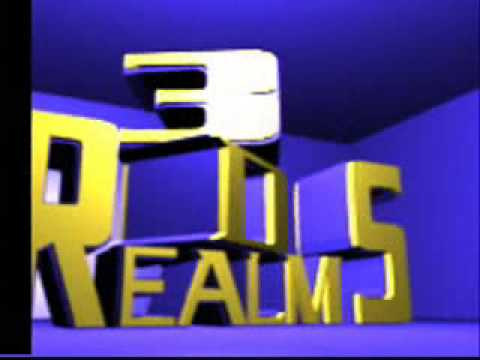 Logo 3D RealmS by Blendercon - YouTube