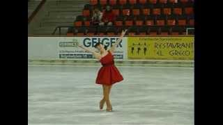 Midori Ito at the ISU Adult Competition 2013 in Oberstdorf, Germany