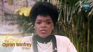 Oprah's Original Audition Tape - The Oprah Winfrey Show