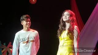 Inigo sinorpresa si Maris; MarNigo romantic duet
