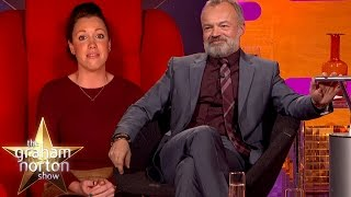 Red Chair Story Goes Too Far - The Graham Norton Show