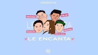 Alu Mix - Le Encanta (Lina Zkiper Bryan Kingz)  Perreo Mix
