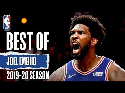 Best Of Joel Embiid | 2019-20 NBA Season