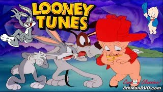 LOONEY TUNES (Looney Toons): A Corny Concerto (Bugs Bunny, Porky Pig) (1943) (Remastered) (HD 1080p)