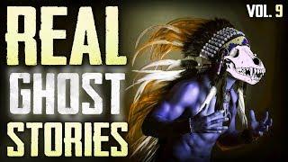 Skinwalker & Shadow People Encounters | 12 True Creepy Paranormal Ghost Horror Stories (Vol. 009)